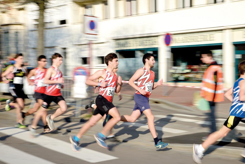 Organisée chaque année par la ville et le SPN Athlétisme, la course Vernon Tout Court est l'un des grands rendez-vous sportifs ouverts à tous les habitants.