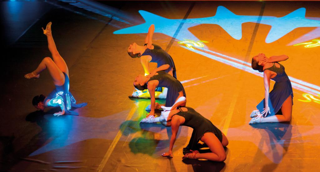 La Danse Dans Tous Ses Etats réunit chaque printemps au Grévarin des danseurs professionnels et amateurs.