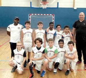 SPN Basket Le club labellisé « Ecole Française de MiniBasket »