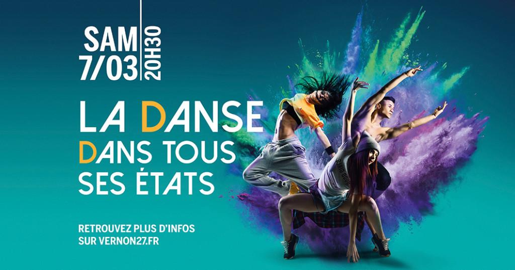 La Danse Dans Tous Ses Etats Des stars et 120 danseurs au gymnase du Grévarin
