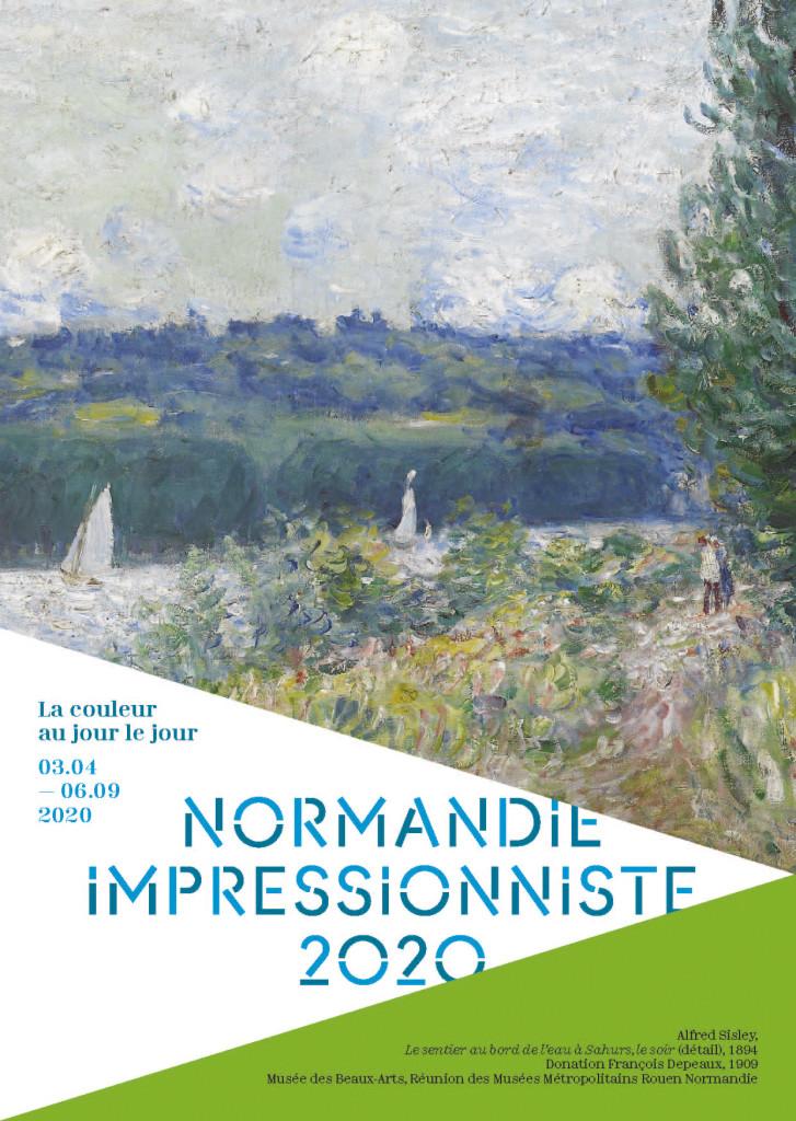 Les villes de Vernon et de Giverny font partie des 26 communes adhérentes au festival Normandie Impressionniste.