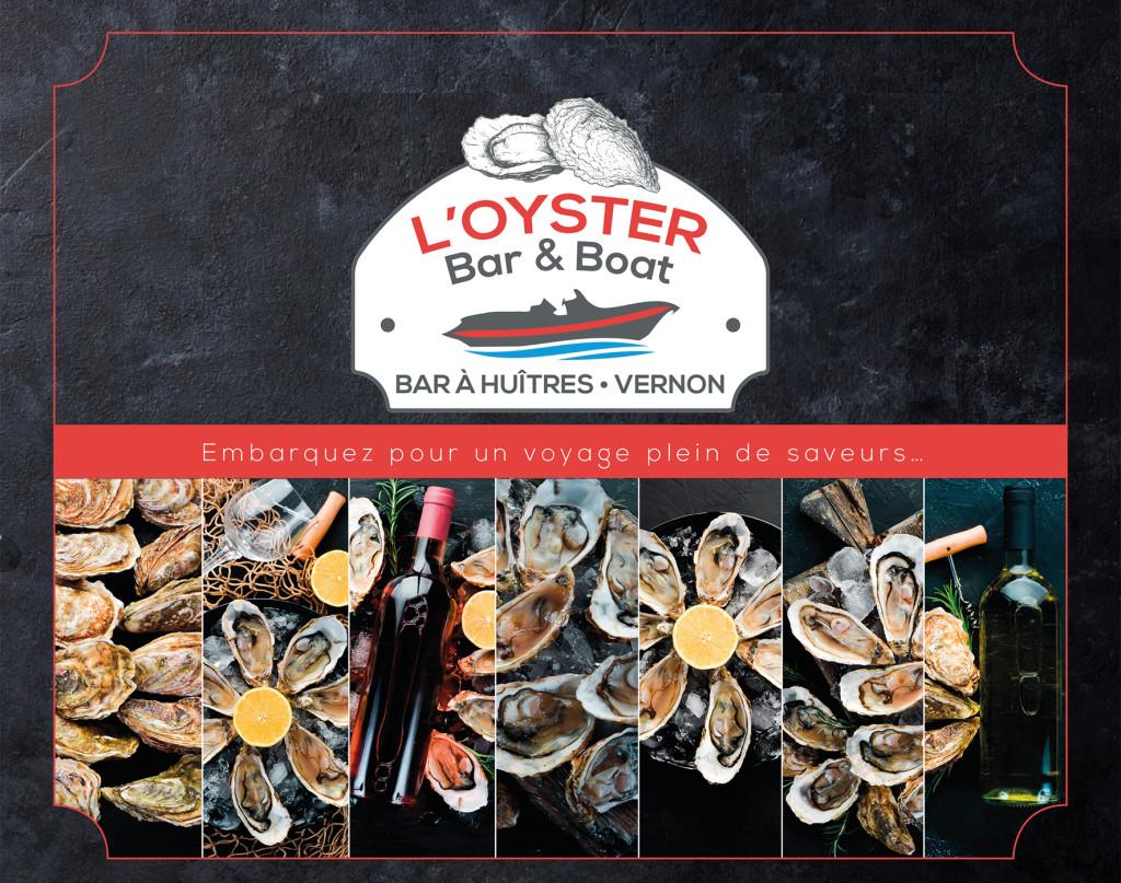 Un bar à huîtres et des promenades en bateau !