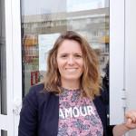 Magalie cochard  Responsable du secteur maternelles à l'Espace Laïque Vernonnais