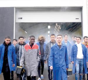 Lycée pro Dumézil Techniciens… et cinéastes !