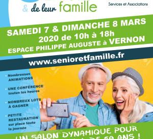 Seniors 2020 - AFFICHE