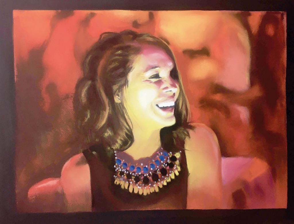 Une exposition de l'artiste Luc Pénilleau mettra les femmes à l'honneur au Foyer de l'association Jeunesse et Vie.