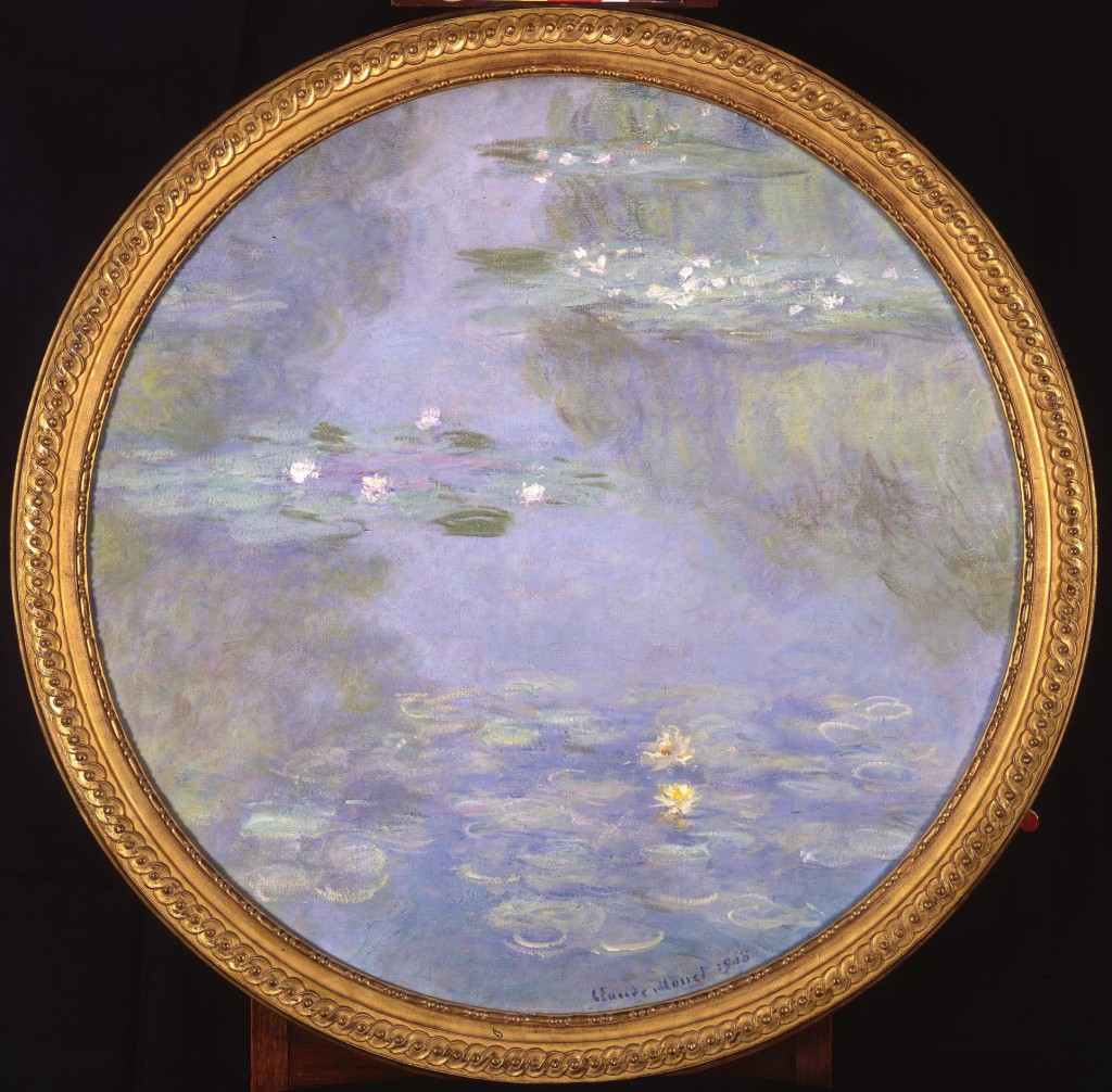 « Nymphéas » de Claude Monet