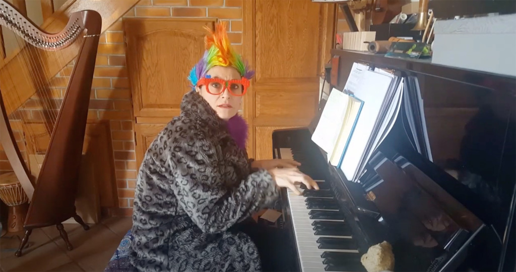 Les auditions virtuelles sont régulièrement publiées sur la page Facebook du Conservatoire (@conservatoiresna27).