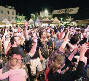 Les rassemblements de plus de 5000 personnes attendront septembre. En 2019, la Foire en avait réuni 30.000.