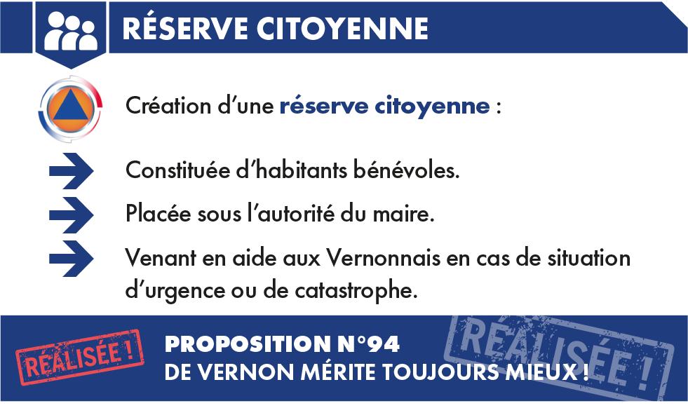 reserve citoy