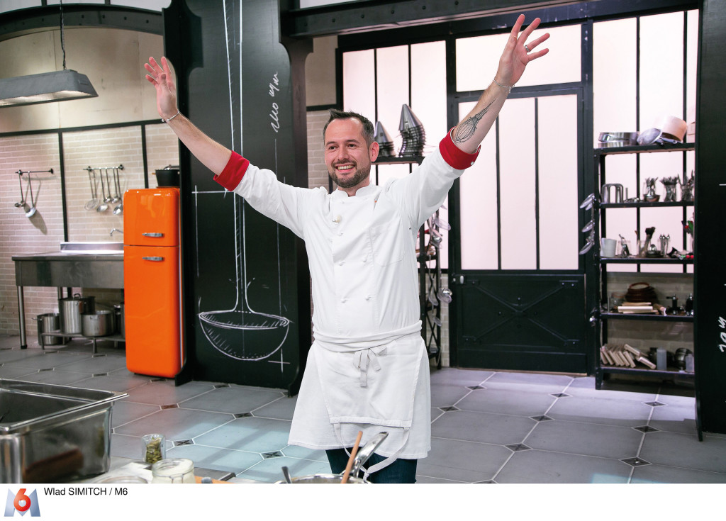 Top Chef 2020 Le chef givernois David Gallienne sacré vainqueur