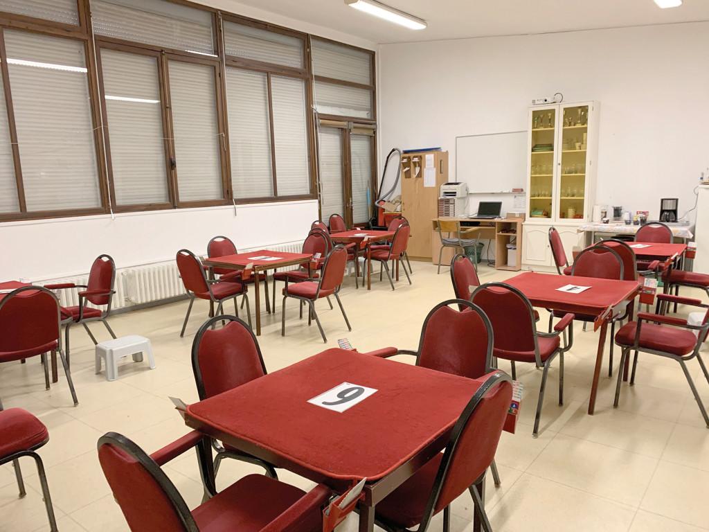 La transformation de l'ex-école Marcel Beaufour en Maison des associations se poursuit. Le confinement a permis de lancer d'importants travaux de rénovation initialement prévus en juillet.