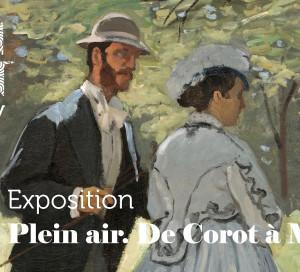 Musée des Impressionnismes Giverny L'exposition « Plein air, de Corot à Monet » en ligne