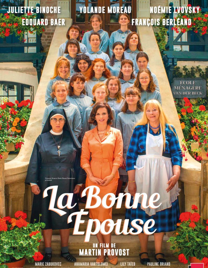 Le film à l'affiche : La Bonne Epouse
