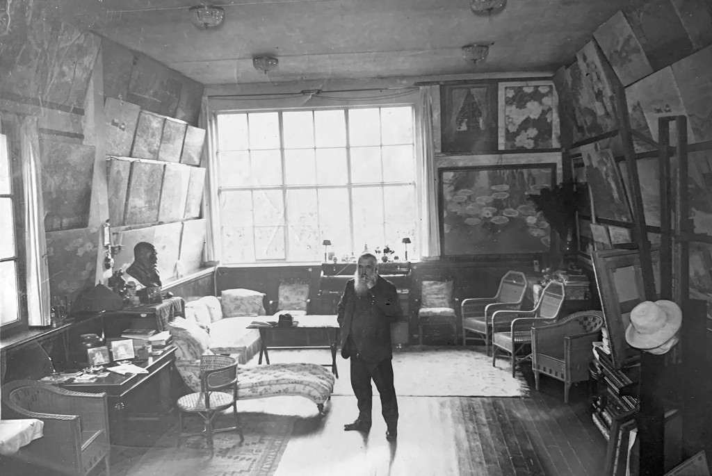 Rentrez dans l'intimité de Monet grâce à la nouvelle expo photo du Musée.