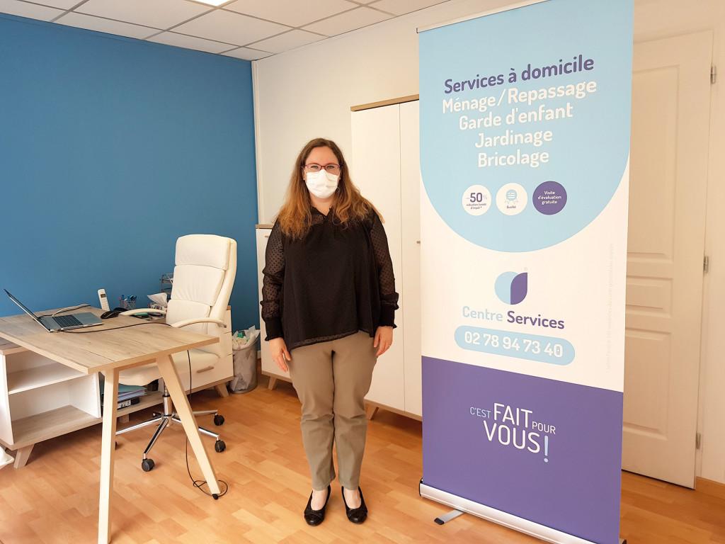 Aurore souhaite voir grandir son agence, certaines emploient jusqu'à 20 personnes.