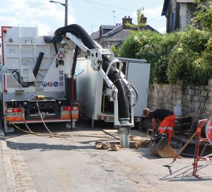 Fin août, des travaux ont commencé afin de remplacer les anciennes canalisations en plomb. Le chantier durera environ 3 mois et s'effectue en route barrée sauf pour les riverains. Des coupures d'eau sont à signaler, occasionnellement, les mardis et jeudis matin ou après-midi.