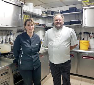 Avec Antoinette Primeurs, Jacques et Carine Porte créent 4 emplois.
