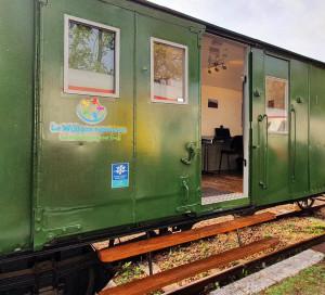SNA Wagon Numérique CVFE Pacy-sur-Eure Accès à internet