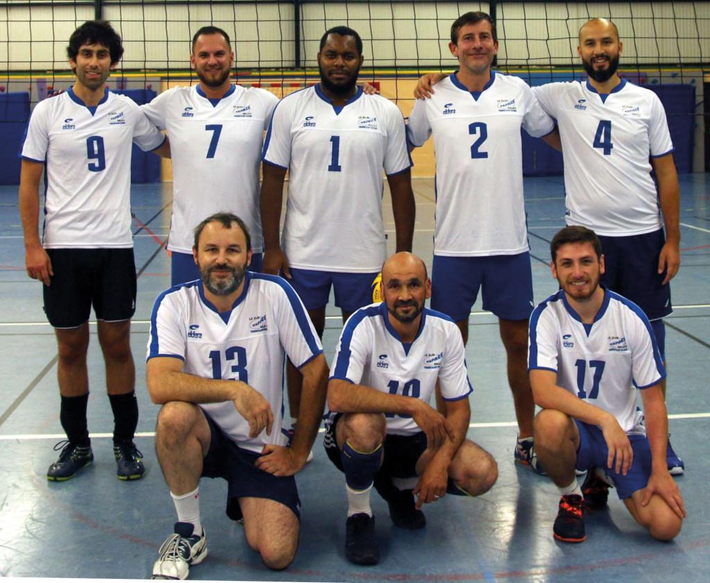 Sport Volley-ball EVVSM Espace Volley Vernon Saint Marcel