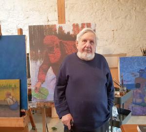 Culture Décès Peintre Christian Zeimert Vernonnet Musée