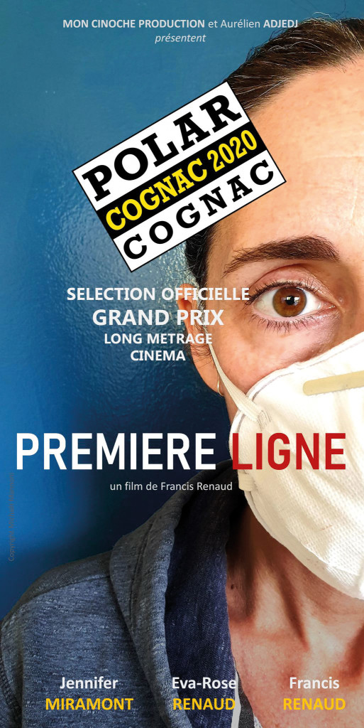 Culture Le Film A l_Affiche Première Ligne sélectinné Festival Polar Cognac