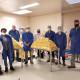 Les savonniers vernonnais travaillent selon la manière traditionnelle de saponification à froid.
