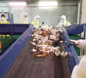 SNA Résultats Opértion MODECOM Tri Déchets Recyclage Développement Durable Ecologie