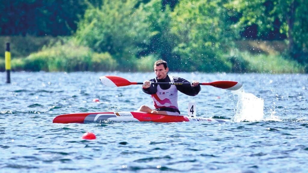 Sports SPN Canoe Kayak Top 10 Clubs Français Equipe de France Jeunes