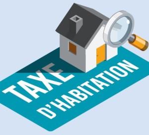 taxe habitation picto
