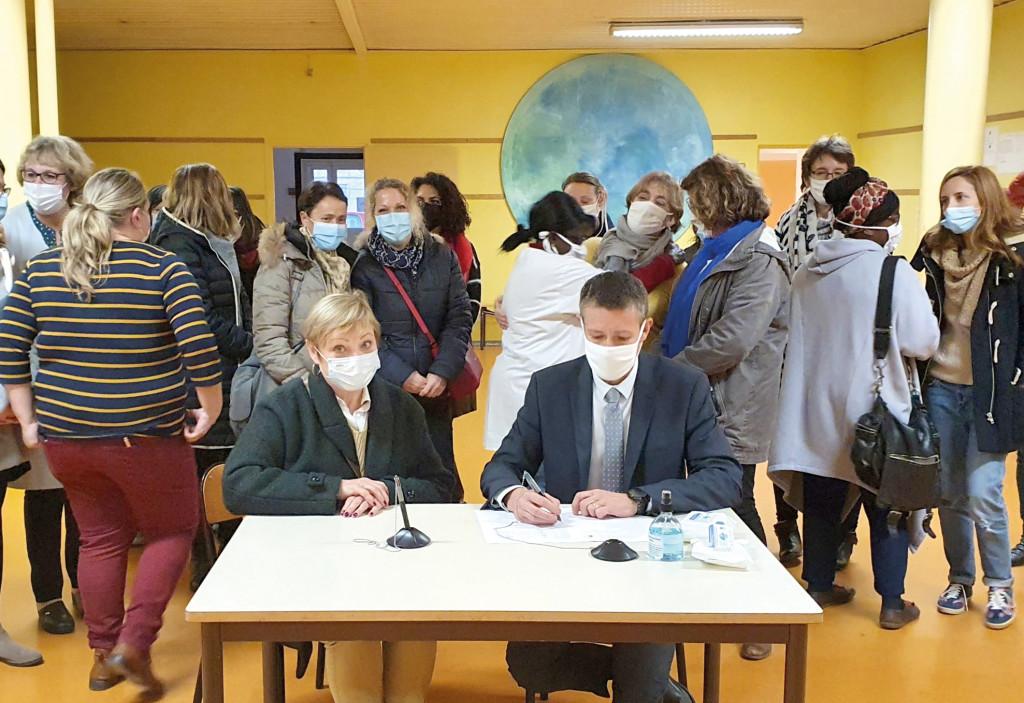 Chronique éco-responsable Charte Développement Durable Ecole Arc-en-Ciel