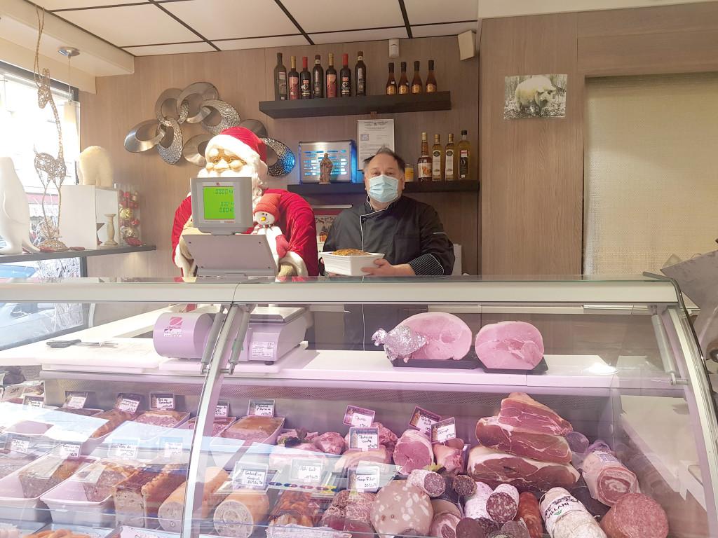En Ville Au Saint Antoine Charcuterie Traiteur Repas de Noel Gastronomie