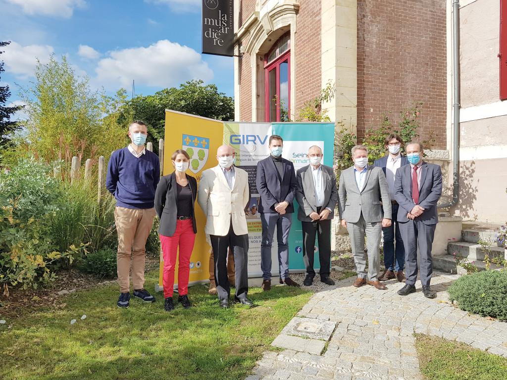 Actions Transition Groupe de Travail GIRV SNA ITII CCI Développement Durable Ecologie Entreprises