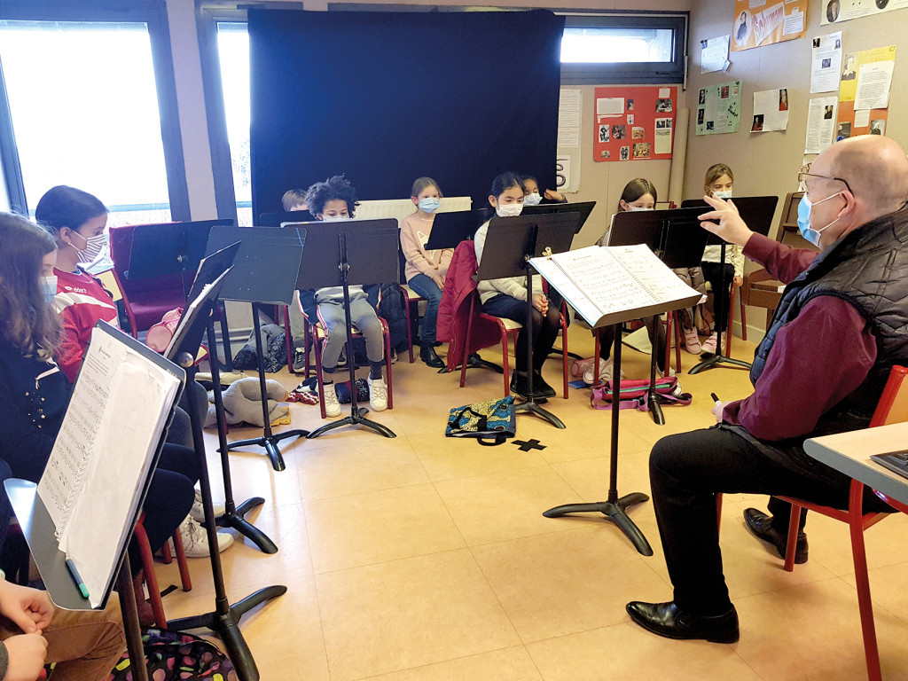 Culture Réouverture Conservatoire Ecoles de Musique SNA