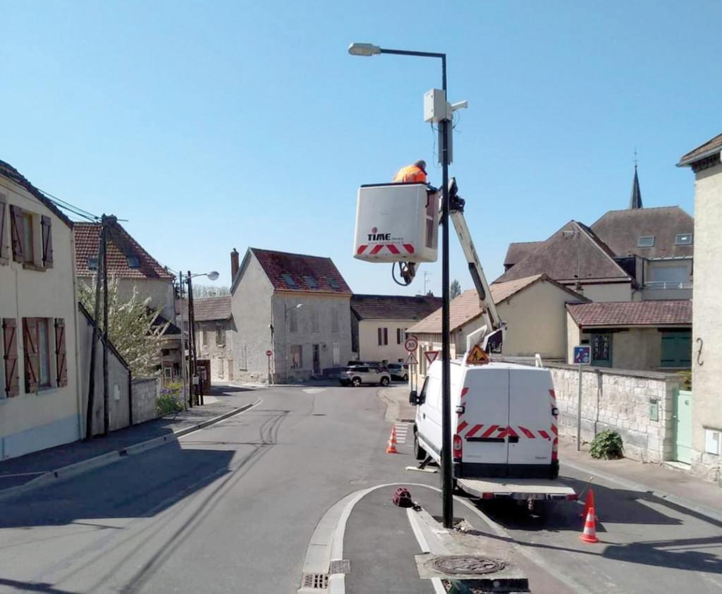 Vidéprotection 3e tranche caméras sécurité police délinquance