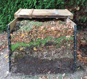 Colonne SNA Composteur Tutoriel Compost DIY