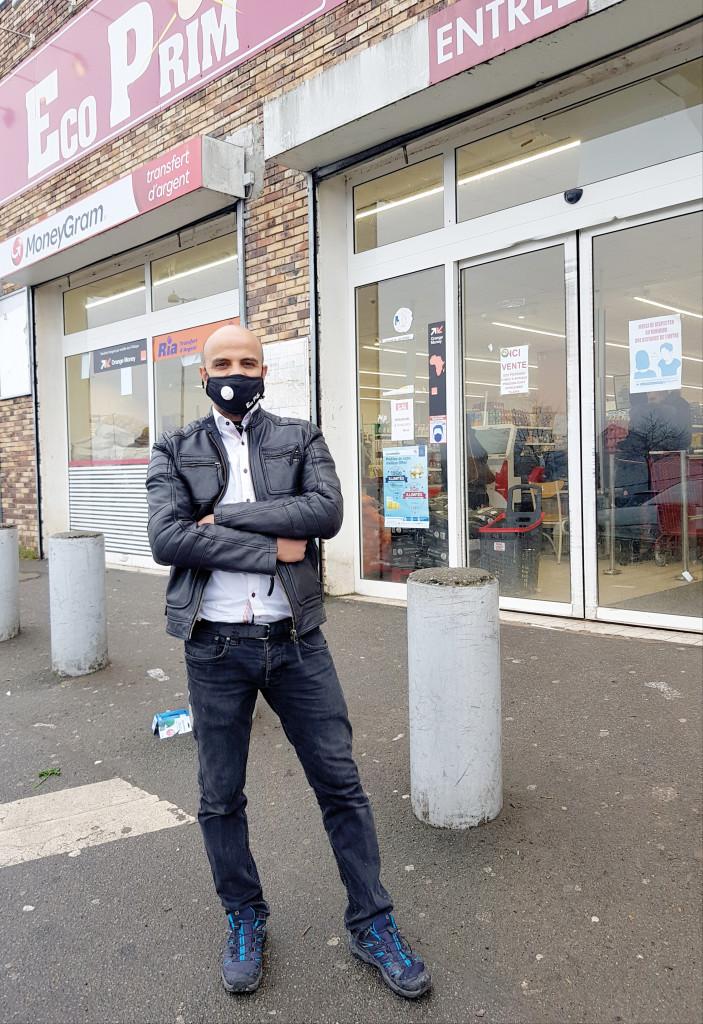 La Rencontre Ali El Haimer Gérant Ecoprim Valmeux Quartier ZUP