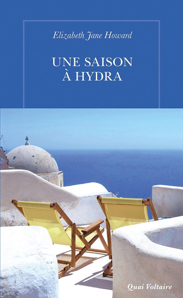 Le Livre du Mois Médiathèque Une Saison à Hydra Elizabeth Jane Howard