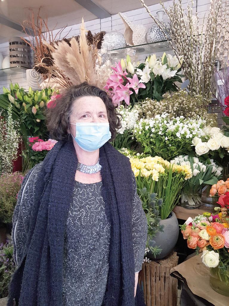 Le Choix de la Re¦üdac Acanthe Dominique Garniche Artisan Fleuriste Rue d_Albufera