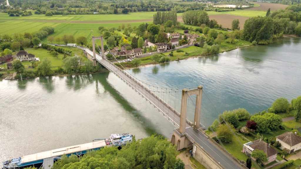 SNA Les Adenlys Pont Chantier Travaux Re¦ünovation Circulation