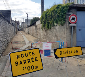 Démocratie Participative Travaux Rue des Champsbourgs du Grévarin Parole Aux Habitants