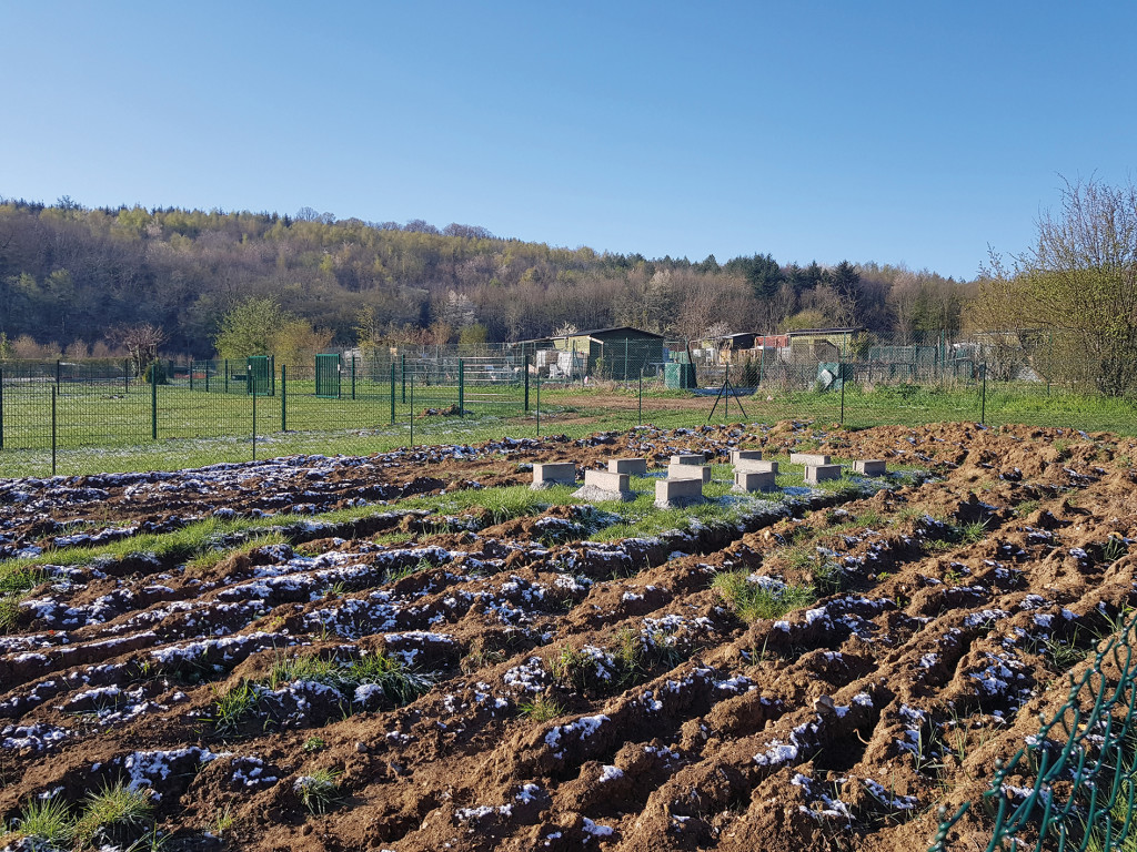 Infotravaux Extension Jardins Familiaux