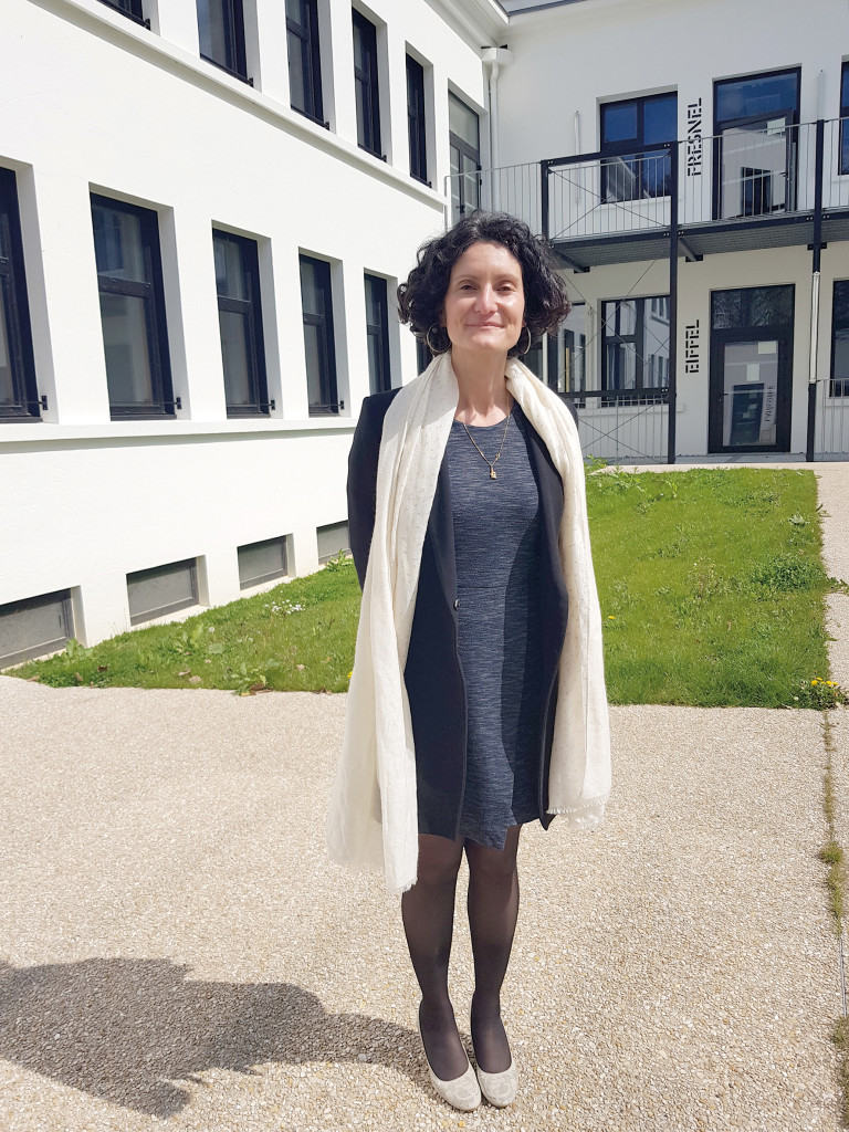 Sandra Thery Directrice opérationnelle de l'ITII Normandie