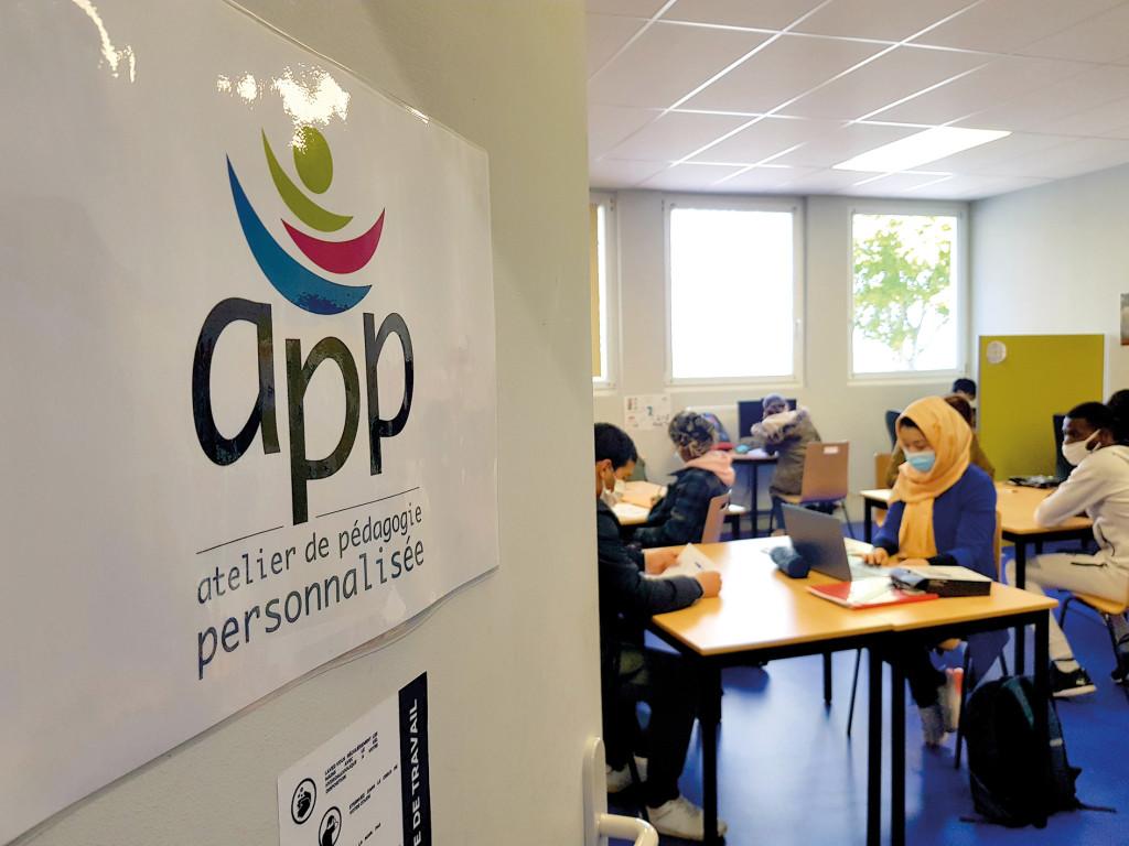 Association AFLA Formation Insertion Pôle des Compétences Social Boutardes QPV