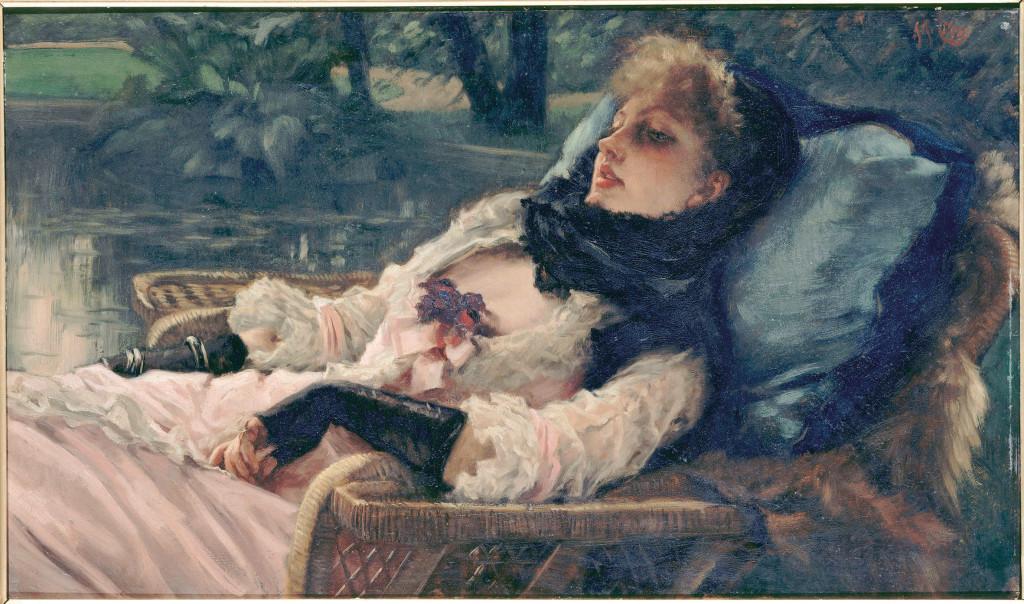 Tissot James (dit), Jacques Joseph (1836-1902). Paris, musÈe d'Orsay. RF2254.