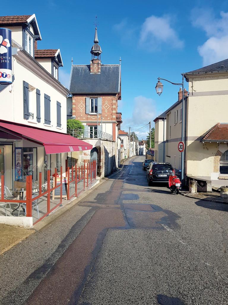 Démocratie Participative Travaux Rue Sainte Catherine Bizy Sécurisation Consultation Riverains