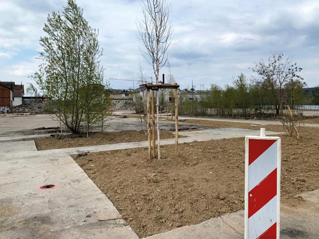 Observatoire des Engagements Proposition n°7 Grand Parc Urbain Fonderie