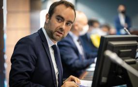 CD 27 Nouvelle Mandature Election Président Sébastien Lecornu