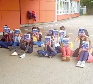 Démocratie Participative Challenge ENT One Ecole Pierre Bonnard Vernonnet CM1