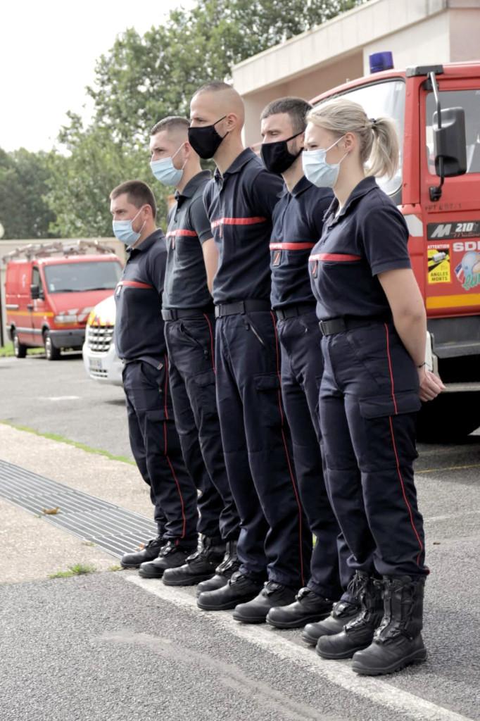 Département de l_Eure CD27 SDIS Guadeloupe Pompiers COVID Sébastien Lecornu